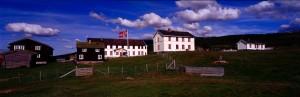 Die Pilgerherberge Fokstugu ist der höchstgelegene Hof in Norwegen.