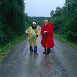 Pilgern in Trøndelag – bei Sonne und Regen